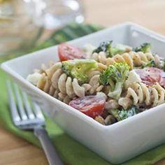 Broccoli and Feta Pasta Salad Recipe