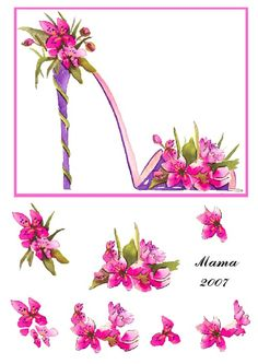 Cherry Blossom Stiletto