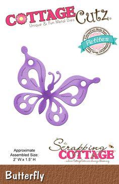 CottageCutz Butterfly (Petites)