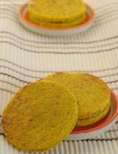 Kaju Puri recipe |