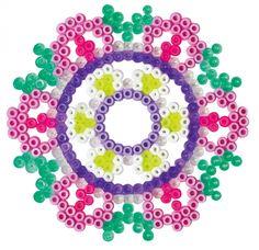 Mandala  Hama mini beads - Hama 5512