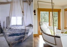 Boat Couch