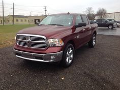 New 2017 Ram 1500 Big Horn Truck Crew Cab Elkhart  This Ram won't be on the lot long!   A durable pickup truck seating as many as 5 occupants with ease! Top features include power windows, a built-in garage door transmitter, heated steering wheel, and more. Under the hood you'll find an 8 cylinder engine with more than 350 horsepower, and for added security, dynamic Stability Control supplements the drivetrain. Four wheel drive allows you to go places you've only imagined.