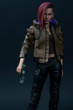 Cd Project Red, Rdr 2, Cyber Punk, Cyberpunk Fashion, Cyberpunk 2077, Night City, Real Leather, Cosplay Costumes, Samurai