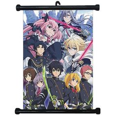 Anime Poster Fate grand order Otaku Home Decor Wall Scroll 40x60cm A1