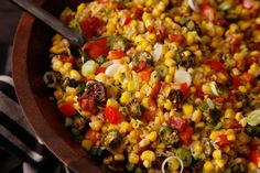 9 Corn Salads for Summer @CHOW_