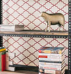 Brighten up boring white walls with removable wallpaper sheets. Chasing Paper makes easily removable peel-and-stick wallpaper. Place it behind your bed or use it to line the back of your desk. Add a splash of color or design that is pleasing to the eye. Cool Dorm Rooms, College Dorm Rooms, Diy Home Decor, Room Decor, Wall Decor, College Dorm Decorations, Dorm Life, College Life, Removable Wall