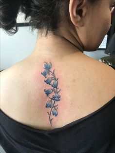 4a06bf38b 76 Best Bluebell Tattoo images in 2018 | Cute tattoos, Small Tattoo ...