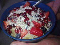 #porridge #breakfast #healthyfood