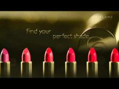 Giordani Gold Iconic Lipstick by #Oriflame - coming soon! Watch video here...