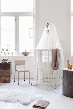 Les Pensées De Violette Nursery Baby Room Rustic Chic