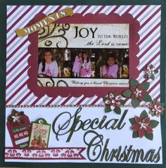 Blog Quick Quotes: December Club Q with Donna! Hello everyone, Donna Coughlin here with a project I did using Quick Quotes Club Q December kits. I love getting the kits. The first thing I do is take everything out of the wrappers and check out all the goodies in the kits. Then I start creating whatever comes to mind.