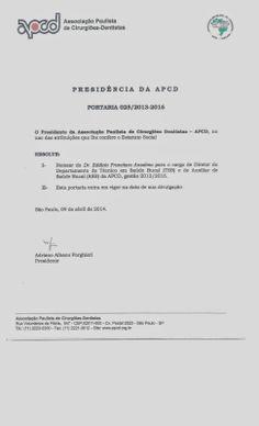 BLOG do PROFESSOR EDÉLCIO ANSELMO: APCD CENTRAL CRIA O DEPARTAMENTO DE ASB E TSB
