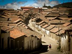 Foto of the Week from … Tarabuco:  Small Town Beauty www.thetravelchica.com