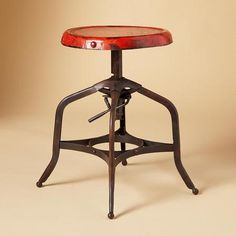 Elegant Texas Star Bar Stools