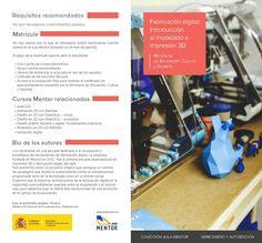 NUEVO CURSO: Fabricación Digital