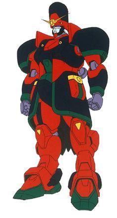 GF13-003NEL John Bull Gundam Front