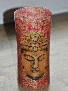 Vase Big Buddha von FKBMarts auf Etsy