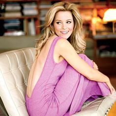 Elizabeth Banks dishes on what it takes to look and feel great! | Women's Health Magazine