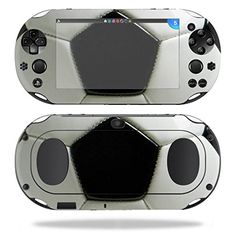 MightySkins Protective Vinyl Skin Decal for Sony PS Vita WiFi 2nd Gen wrap cover sticker skins Soccer ** Want additional info? Click on the image.