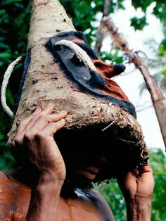 masks of new caledonia | Malekula circumcision masks Vanuatu by Eric Lafforgue in Vanuatu on ...
