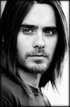 Jared Leto (30 Seconds To Mars) is one of my creative inspirations. Amazing. Actor singer musician director etc... Blimey! And he's my eye twin!