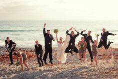 Another necessary picture :) This will be happening... even if its not at the beach.