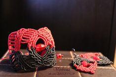 Набор браслет+серьги Crochet Earrings, Bracelets, Jewelry, Fashion, Bangle Bracelets, Jewellery Making, Moda, Jewerly, Jewelery