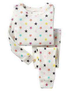 Rainbow star sleep set | Gap