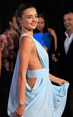 Un look de 10 para Miranda Kerr