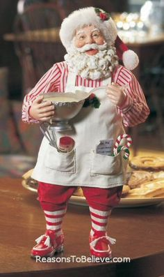 Santa's own recipe--Sold out-unavailable