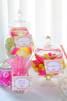 Pink Lemonade Baby Shower/ Birthday Party  by FabulousPartyDesigns, $5.00