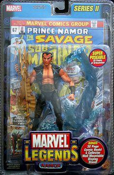 Marvel Legends Series 2 Namor