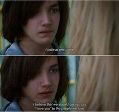 mr nobody movie Mr. Cinema Quotes, Tv Quotes, Movie Quotes, Mr Nobody Quotes, Say Love You, My Love, Amazing Quotes, So Little Time, We The People