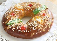 Roscón de Reyes para #Mycook http://www.mycook.es/cocina/receta/roscon-de-reyes