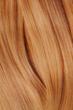 Meet The Peach Blonde A Hair Colour filled with subdued pastel Peach Blonde hues that glow through your Hair for a softer, dewier Copper Blonde. Golden Copper Hair, Light Copper Hair, Copper Blonde Hair, Light Blonde Hair, Golden Blonde, Gold Hair, Dark Hair, Brown Hair, Vibrant Hair Colors