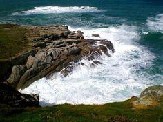 Cabo Burela, provincia de Lugo.