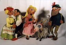 Bil Baird Puppets