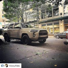 #Repost @niccuhles Bro truck stage 1. #toyota #4runner #quicksand #trdpro #nfab #twitter