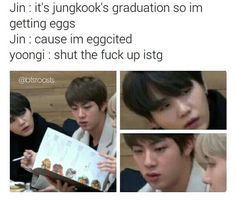 Jin... is this the real translation...i haven't watched this yet