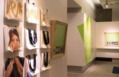 Design for Social Impact exhibition by InReality, Atlanta   Georgia museum exhibit design