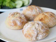 Aamupalasämpylät / Breakfast Rolls by Makuja kotoa