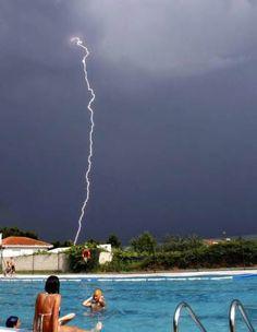 ¿Por qué se producen las tormentas de verano?