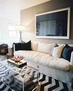 cozy, eclectic, modern