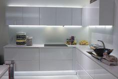 Kitchen Dining, Kitchen Cabinets, Beach Kitchens, Dining Room Lighting, Interior Lighting, Indoor, Lights, Led, Interior Design
