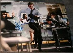 Shia Labeouf Signed Transformers 3 Explosion Photo @ niftywarehouse.com #NiftyWarehouse #Movies #Transformers