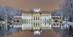 Royal Lazienki Park, Warsaw.
