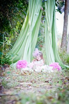 Princess photoshoot with MissKPhotography