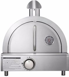 Silver Stainless Steel Kitchen Portable Pizza Oven Picnics Camping Beach  #pizzalover #bestforouting #fun #pizzaoven