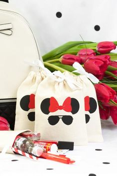 Bachelorette Party Goody Bags - Mouse Squad